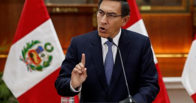Oposición peruana pierde opciones mientras la tranquilidad afianza a Vizcarra