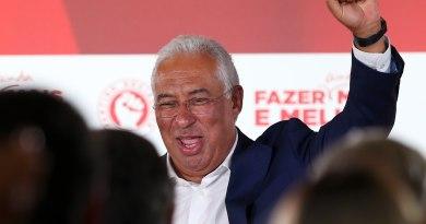 Primer ministro portugués convence para una segunda legislatura, aunque sin cheques en blanco