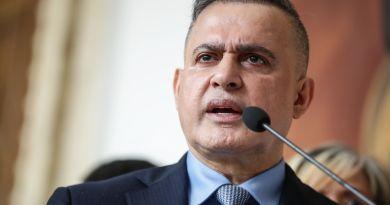 """Fiscal general anuncia excarcelación de 24 """"presos políticos"""" en Venezuela"""