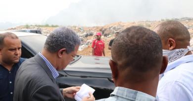 Leonel pide a autoridades del Gobierno de su partido solucionar contaminación vertedero Las Terrenas