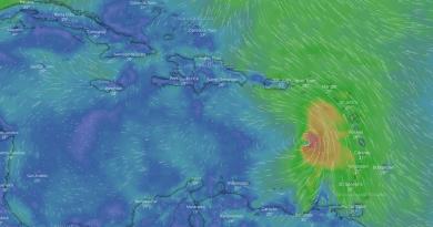Se forma tormenta Karen mientras Jerry continúa su curso; pronostican lluvias esporádicas
