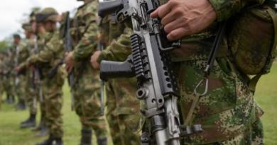 Envían a cárcel a overall retirado de Ejército Colombia acusado de corrupción