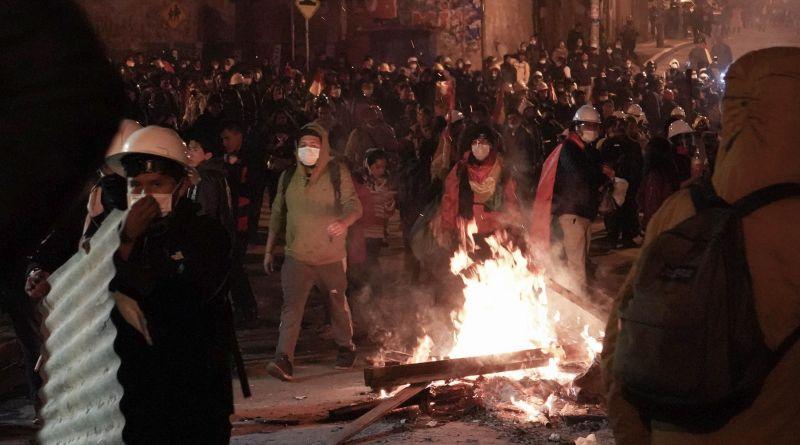 La crisis en Bolivia vuelve al ámbito de la política tras la ola de violencia