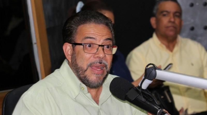 """Guillermo Moreno: """"JCE es responsable de cuestionamientos al voto automatizado"""""""