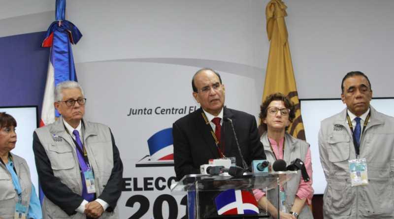 JCE contará el 100 % de los votos manuales de las primarias en nivel presidencial PLD