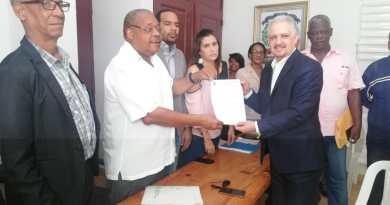 César Cabrera afirma será vocero de Circunscripción 3 del DN en el Congreso