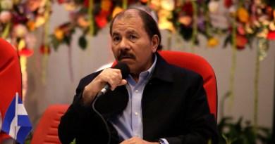 """EE. UU. sigue considerando a Nicaragua una """"amenaza"""" para su seguridad"""