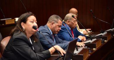 Diputados aprueban proyecto sobre detectores de armas en entidades públicas y privadas