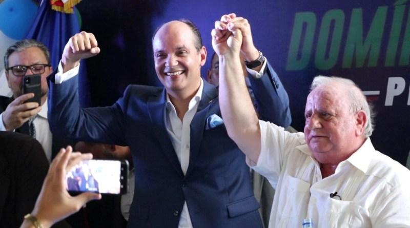 Ramfis celebrará oficialización de su candidatura presidencial este domingo