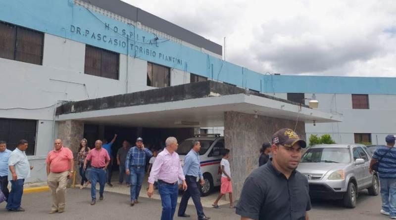 SNS y Oisoe anuncian intervención sanatorium de Salcedo