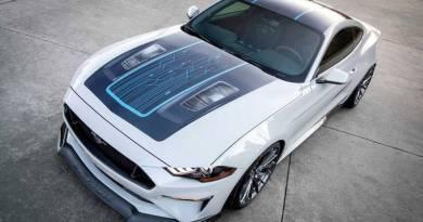 (Video): Ford presenta un Mustang completamente eléctrico de 900 caballos que no se puede comprar