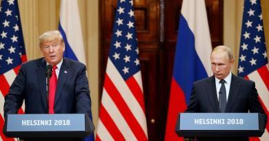 """Trump pide a Putin promover """"transición"""" en Venezuela tras salida de Rosneft"""