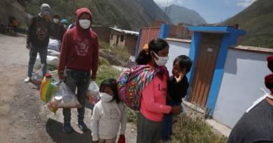 Unas 4.000 personas salieron de Lima rumbo a sus regiones por el COVID-19
