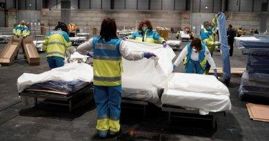 España supera los 22.000 muertos pero mantiene la tendencia estable