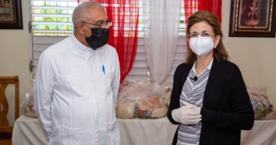 Raquel Peña asegura Ruta Solidaria adelantacompromiso de Abinader con políticas sociales