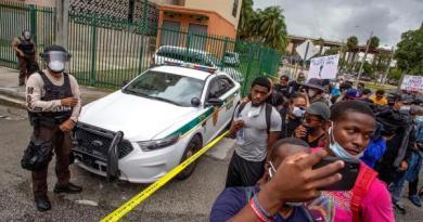 Protestas en Miami cumplen cuatro días en medio del toque de queda