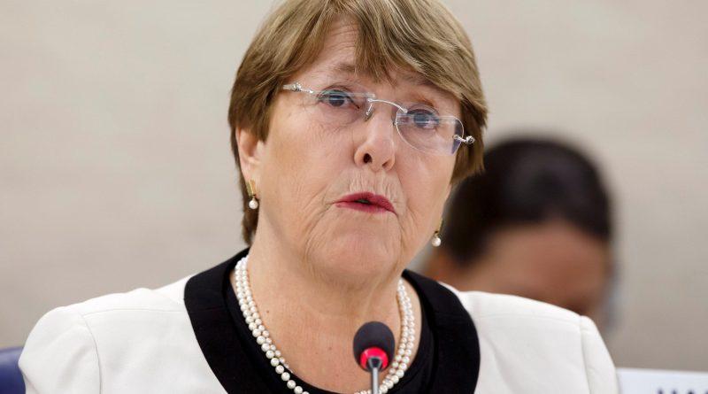 Bachelet denuncia que la pandemia redujo aún más las libertades en Nicaragua