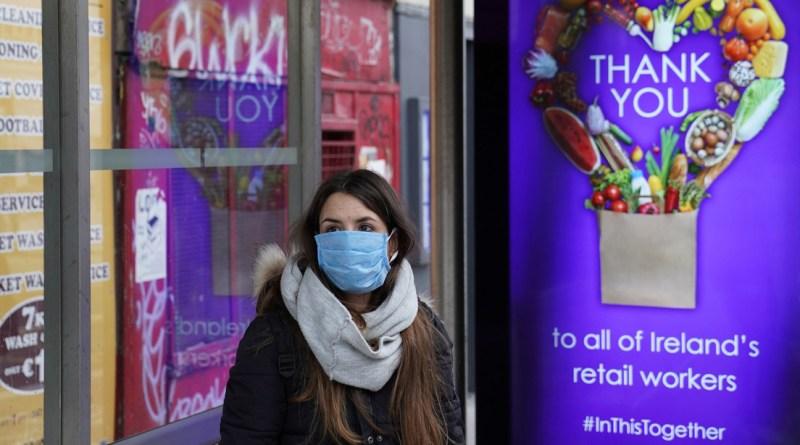 Irlanda: no llevar mascarilla en el transporte público podría suponer una multa y hasta seis meses de prisión