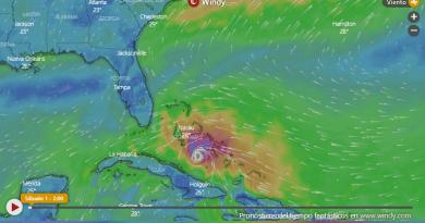 Así avanza el huracán Isaías, que amenaza a Florida en medio de la propagación del coronavirus
