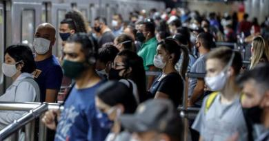 Brasil supera las 94.104 muertes por coronavirus, con 2,7 millones de casos