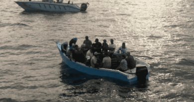 Repatrían a 20 dominicanos interceptados cuando se dirigían a Puerto Rico