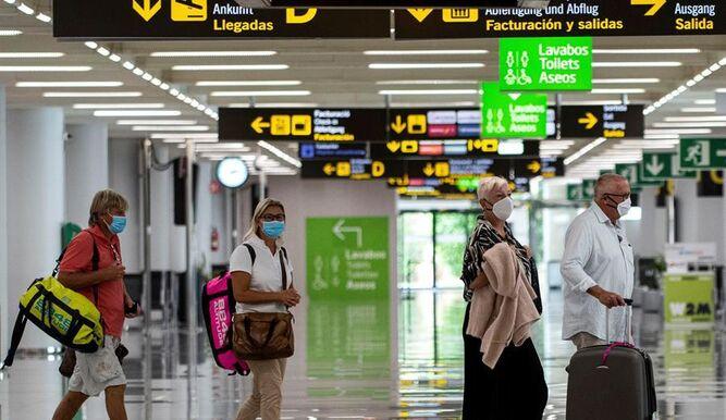 El turismo internacional cae un 65 % en el mundo hasta junio, según la OMT