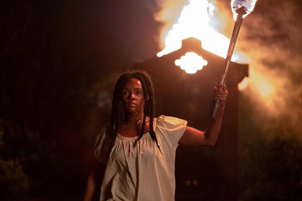 Janelle Monáe: «Ser negro en EE.UU. es como caminar por la cuerda floja»