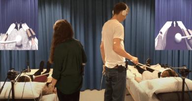 """Científicos simulan experimentalmente un """"intercambio de cuerpos"""" y el resultado es sorprendente (VIDEO)"""