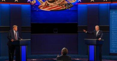 El segundo debate entre Trump y Biden será digital, según los organizadores