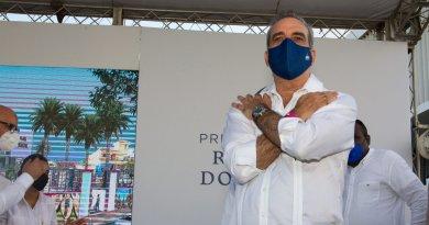 Visitas y promesas del Presidente Luis Abinader en sus primeros 60 días de Gobierno