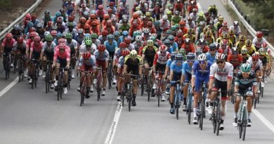La Vuelta ciclista en España contará con un laboratorio móvil para realizar take a look at PCR