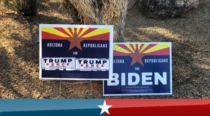 Entre arrepentidos, jóvenes y latinos, Biden puede quitarle a Trump la valuable Arizona