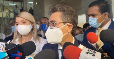 Ministra Kimberly Taveras se acoge a su derecho de no declarar ante la Pepca