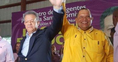 Expectativas por acto de Fuerza Pueblo en SDN  giran en torno a paso de Carlos Guzmán