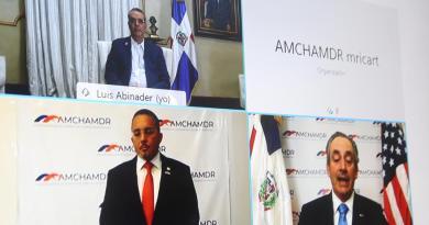 Luis Abinader resalta fortaleza relaciones de RD con Estados Unidos