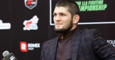 Khabib revela el motivo de la reunión con el jefe de la UFC