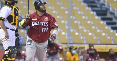 Juan Francisco pega su 5to. jonrón consecutivo en paliza de Gigantes a los Toros