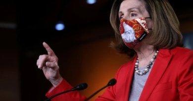 Nancy Pelosi es reelecta como presidenta de la Cámara Baja de EE.UU.