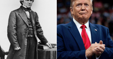 Cuándo fue la última vez que un presidente de EEUU decidió no asistir a la jura de su sucesor