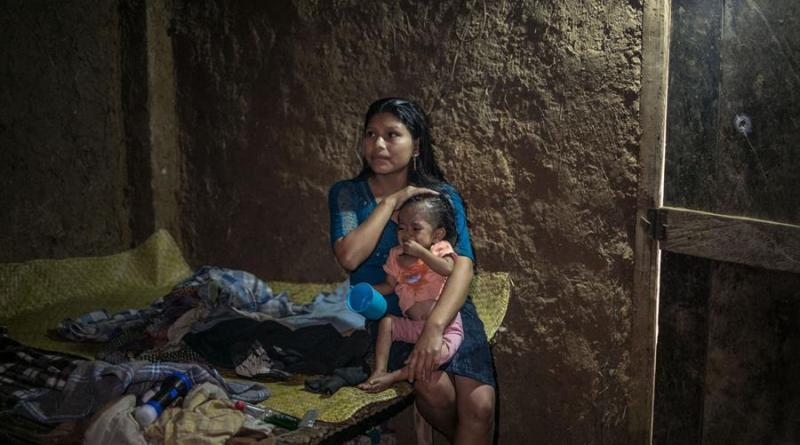 La tragedia de Yesmin por desnutrición que se repite día a día en Guatemala