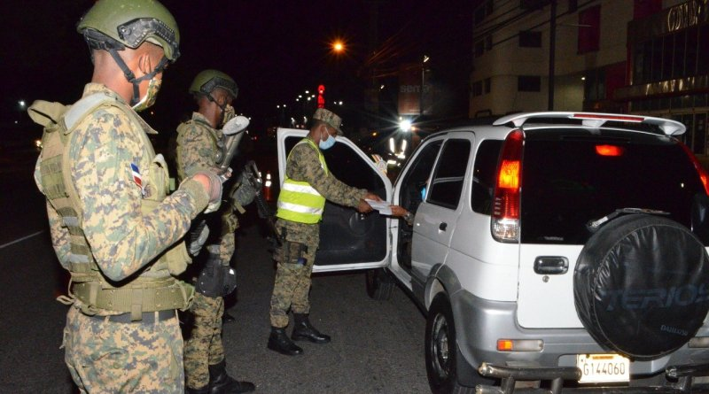 En tres meses guardias y policías detuvieron cerca de 75 mil por violar toque de queda