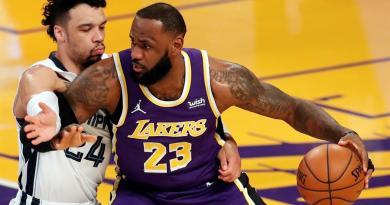 Los Lakers, los Jazz y los Mavericks amplían sus rachas triunfales