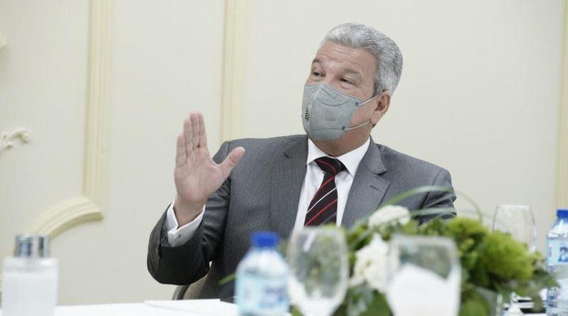 Macarulla dice 90% del CES está a desire de firmar Pacto Eléctrico; PRM y PLD participarán