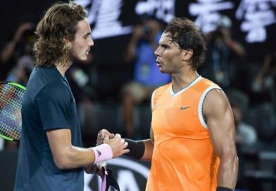 !Sorpresa! Rafael Nadal fue eliminado por Tsitsipas y queda fuera del Abierto de Australia