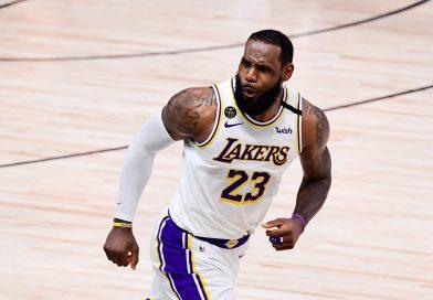 LeBron James se multiplica para los Lakers ante ausencia de Davis