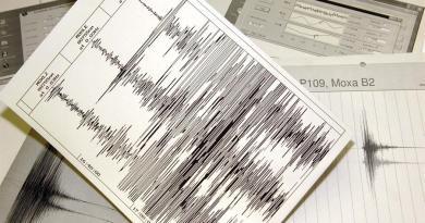Un sismo de magnitud 6 sacude la costa de Argelia