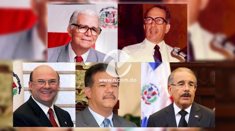 Conozca los presidentes de RD que han preferido ser ellos o que entre el mar