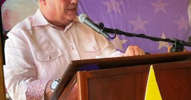 Charlie Mariotticree PRM es un preso de su discurso; dice solo han hecho promesas por todo el país