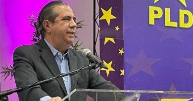 Francisco Javier afirma PLD reconquistará plaza del DN al ser juramentado presidente