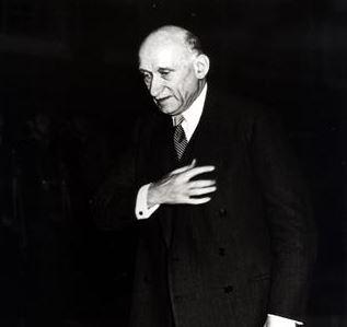 El papa abre el proceso de beatificación de Schuman, padre fundador de la UE